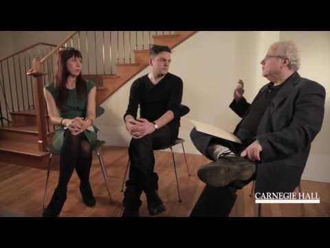 Ax, Mazzoli, and Muhly on Brahms The Progressive