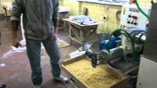 видео Сушка макаронных изделий