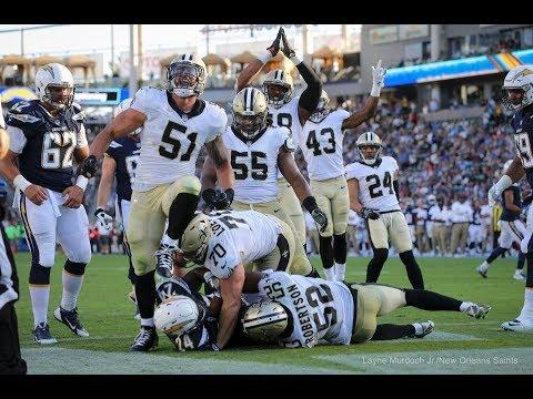 New Orleans Saints | Defensive Preseason Highlights ᴴᴰ