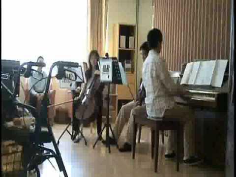 UBC Music Initiative - July 9 at Renfrew Care Centre (part 3)