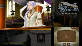 [Blind Gameplay] Ace Attorney: Spirit of Justice - Case 5 Trial Day 2 Part 1
