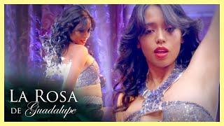 La Rosa de Guadalupe: Bárbara se gana la vida como Gogo dance   Hablar con el corazón
