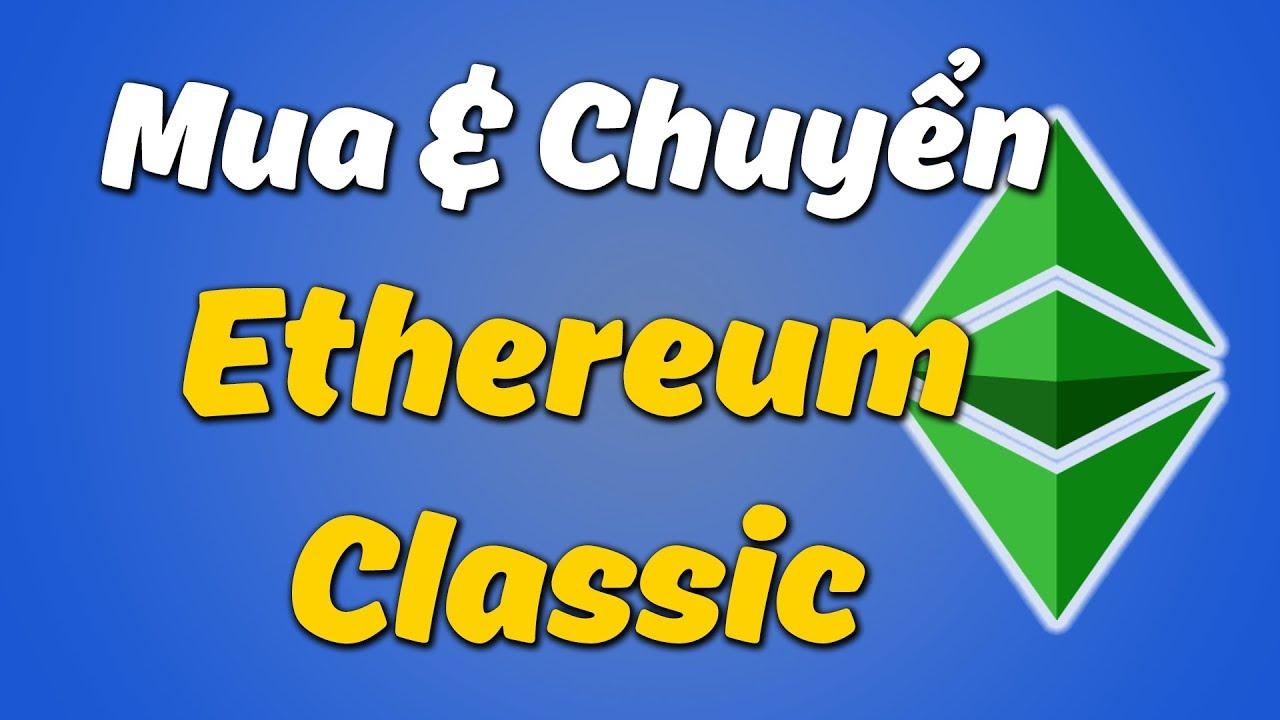 Hướng Dẫn Mua Và Chuyển Ethereum Classic ETC Từ Bitfinex về Ledger Nano S