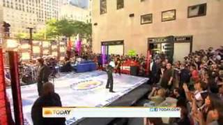 Chris Brown on TODAY Show - 7/15/2011 (Full Performance)