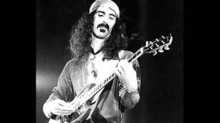 Frank Zappa -  Hamilton Canada 12 7 75