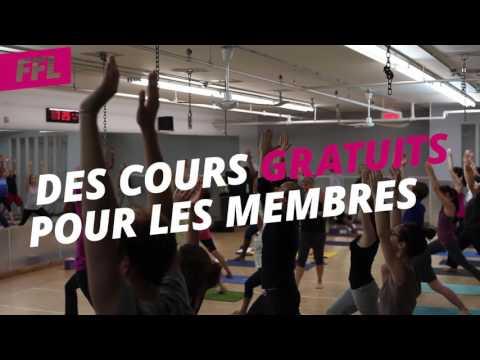 Fit For Life Gym Offre des Cours de Yoga en Groupe - Inclus dans votre abonnement