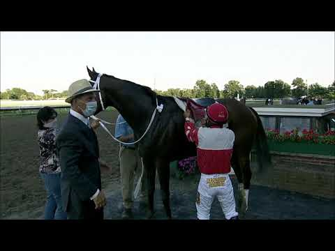 video thumbnail for MONMOUTH PARK 07-31-20 RACE 6