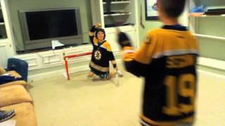 Capitals vs Bruins (Part 1)