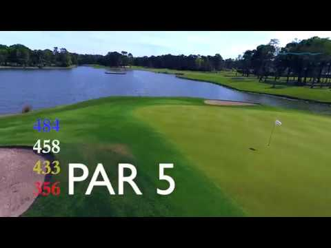 Indian Wells Golf Club 15 Hole Spotlight From Myrtle Beach Holiday