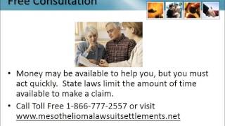 Mesothelioma Lawyer North Miami Florida 1-866-777-2557 Asbestos Lung Cancer Lawsuit FL