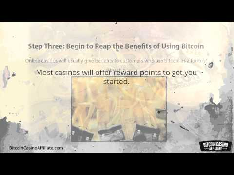 How To Create Bitcoins For Playing At Online Casinos