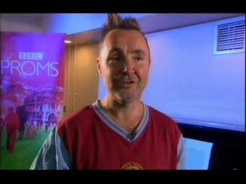 nigel kennedy at the proms