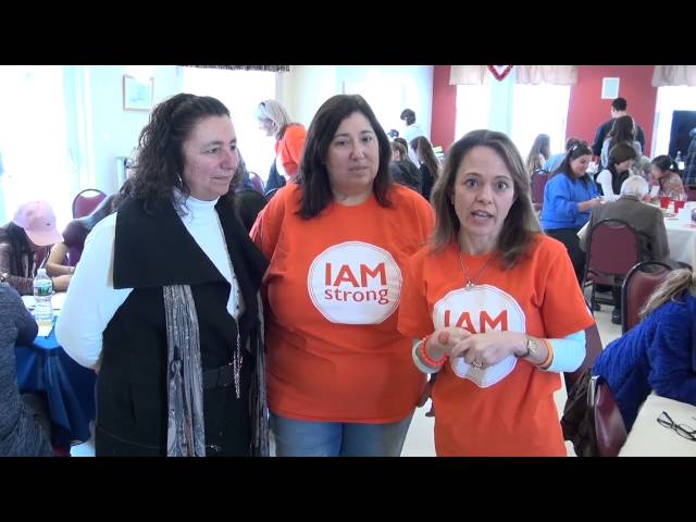 I Am Strong Community Event 2/28/16