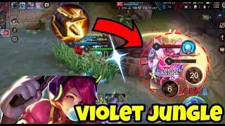Violet jungle!! Long time no see Rusholet!!