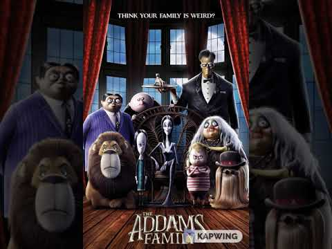 The Addams Family 2019 Film Trailer Theme Song (Unofficial Extended Mix)