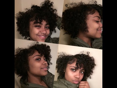 TWIST OUT FOR 2C/3A NATURAL HAIR!