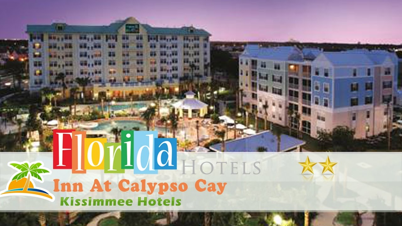 Inn At Calypso Cay Kissimmee Hotels Florida