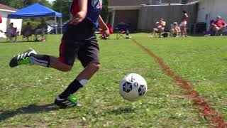 i9 Sports 352: North Wilmington Soccer Player Highlights (5/12/18)