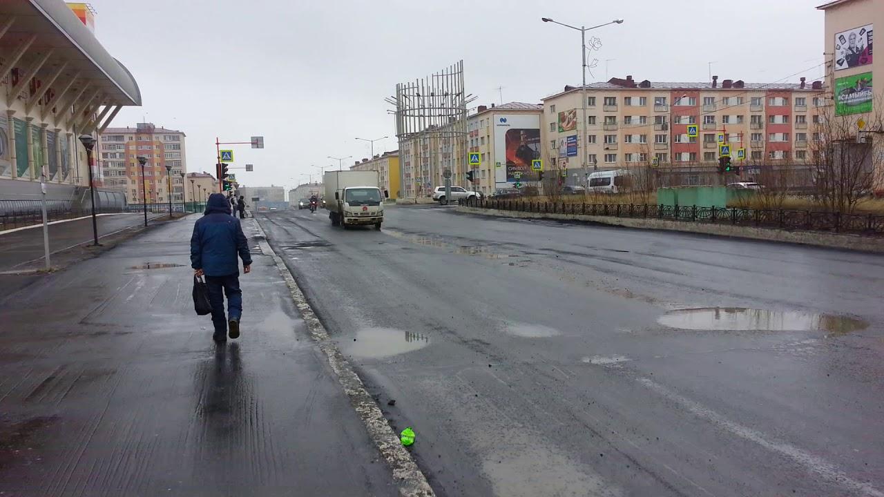 Дождь норильск фото