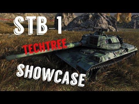 STB-1- Techtree Showcase