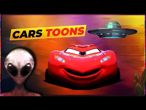Cars Toon - ENGLISH - Kids Movie - Maters Tall Tales - Mater - Lightning McQueen - Disney