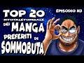 TOP 20 MANGA di SOMMOBUTA - Episodio #3