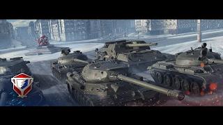 WoT Blitz - Турнир 'Новый Старт: Противостояние' - World of Tanks Blitz (WoTB)