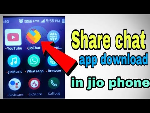 Jio Phone New Update!! Download Share Chat In Jio Phone 100% Real !! Technical Bhadanii