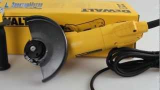 шлифовальная машина DeWALT D28141 обзор
