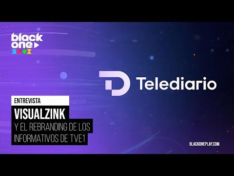 B1S#18: Visualzink y el rebranding de los informativos de TVE1