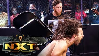 Kyle O'Reilly snaps on Adam Cole with steel chair: WWE NXT, July 27, 2021