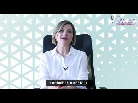 Mensagem de Ano Novo da deputada estadual Delegada Graciela