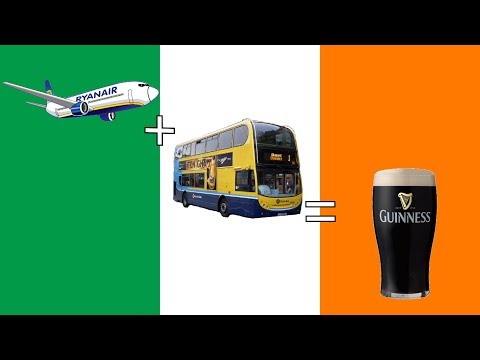 DUBLIN Airport to City Centre | Inspired by travel