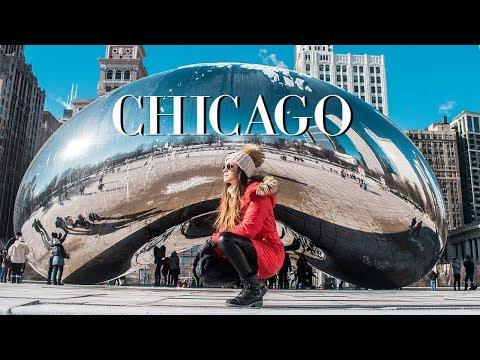PRIMER VIAJE DEL 2018 - CHICAGO