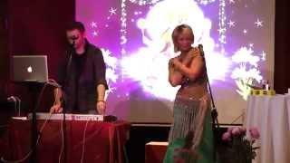 Наталия Правдина  Pravdina  Feat  Alex Nemir   Om Purnam(Наталия Правдина представляет свой новый музыкальный диск