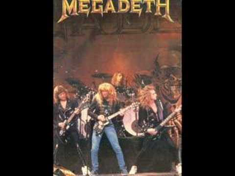 The best 40 metal song ever!(33)Megadeth