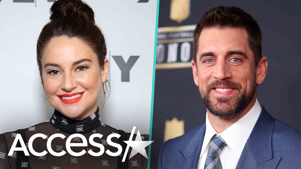 Shailene Woodley Confirms Aaron Rodgers Engagement