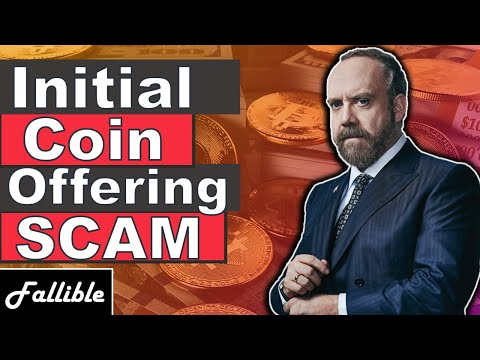 Why Initial Coin Offerings (ICO) Are A SCAM | Chuck Billions Season 4