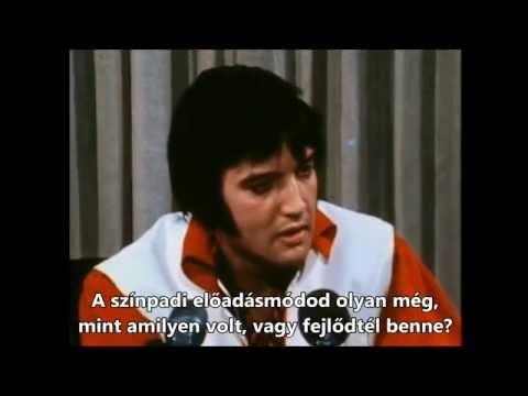 Interjú Elvis Presley-vel