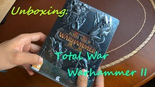 FERNAKHS Gaming / UNBOXING / Total War Warhammer 2 : Edición Limitada / Limited Edition