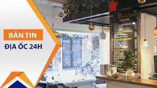 Hô biến nhà tập thể cũ thành café xinh xắn | VTC