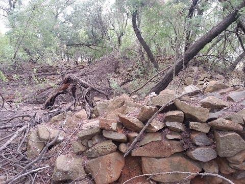 Anglo Boer War Site: Fort Botha (Metal Detecting South Africa 27 October 2013)