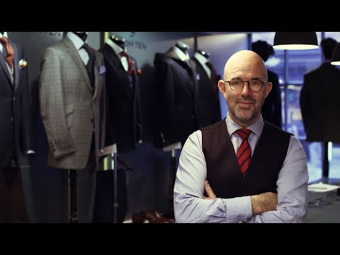 Small business stories: what does it take to be a successful tailor?