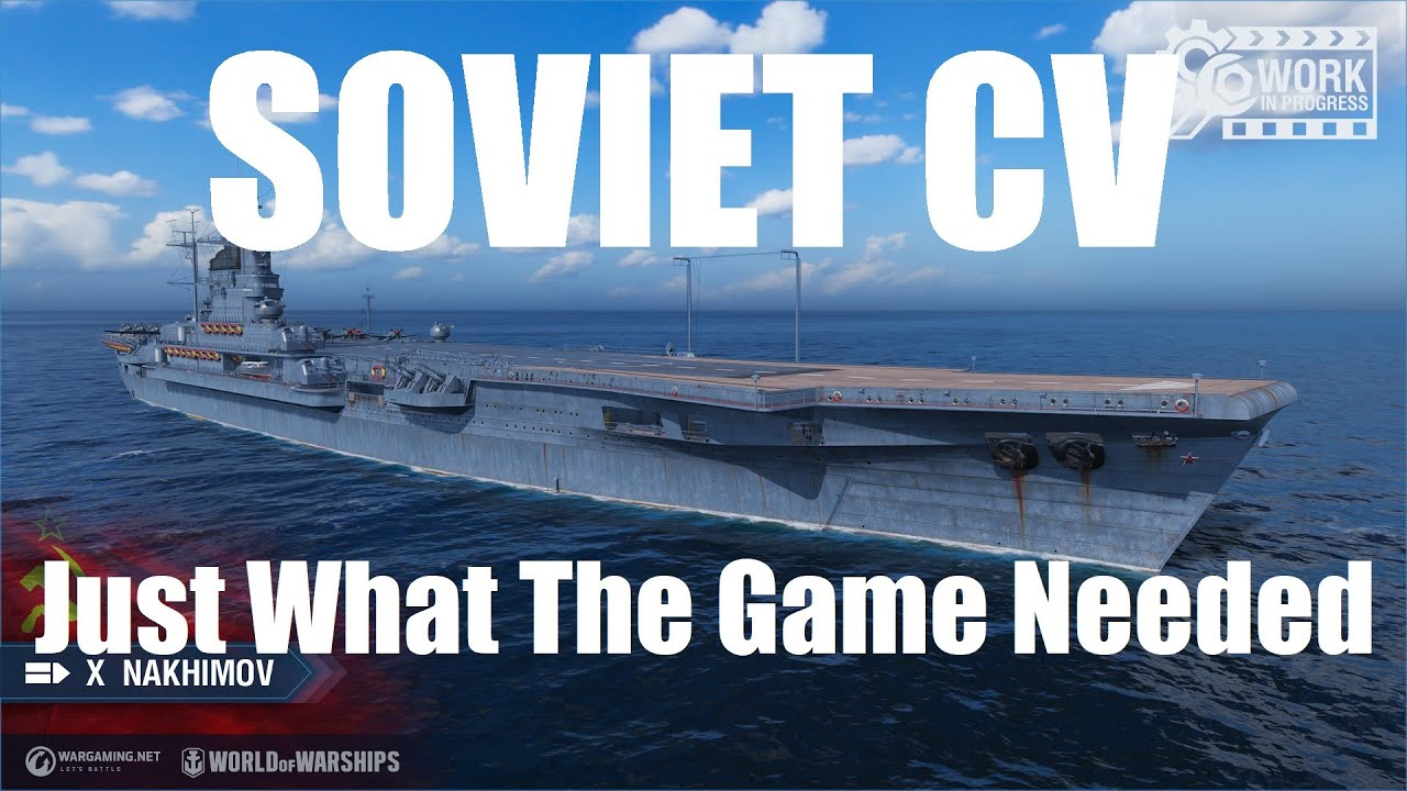 Highlight: Soviet CVs - Just What The Game Needed