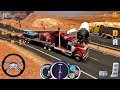 Truck Simulator USA #10 NEW PAINT - Truck Games Android IOS gameplay