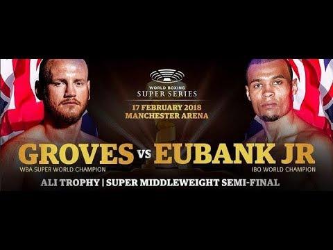 Dwyer 2-17-18 Post Fight George Groves v. Chris Eubank Jr.