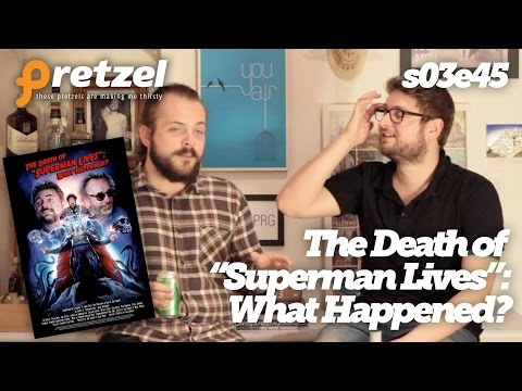 "The Death of ""Superman Lives"" What Happened? - Crítica"