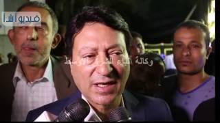 """بالفيديو: محمد الحلو""""فقدنا رمز من رموز الرياضة المصرية"""""""