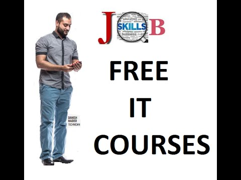Start IT Career Today Free IT Courses