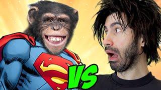 BLOONS SUPER MONKEY vs The World's Worst Gamer!